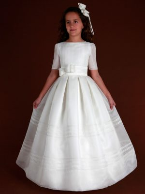 D183 Girls Holy Communion Dress made in Spain