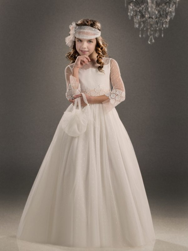 Design – H237 Marla Spanish holy communion gowns Australia Leichhardt