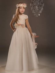 Design H285 Marla Spanish holy communion gowns Australia Leichhardt