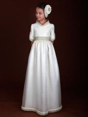 E453 Spanish Holy Communion Gown