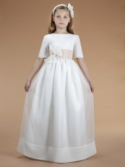 F102 Spanish Holy Communion Gown