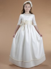 F143 Spanish Holy Communion Gown
