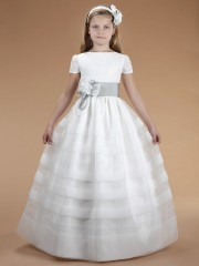 F199 Spanish Holy Communion Gown