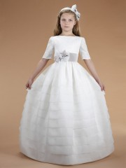 F220 Spanish Holy Communion Gown