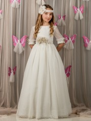 G089 Spanish Holy Communion Gown