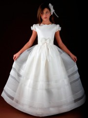C176 Holy Communion Girls Dress Marla