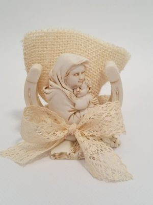 christening baptism bomboniere sugar almond holy communion cross