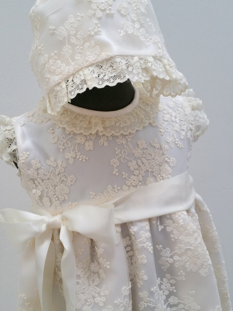 Exclusive European Christening Gowns