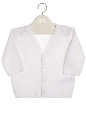 cardigan baby girl boy white little dream boutique