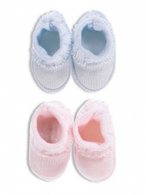 knit-baby-booties-pink-girls-boys (2)