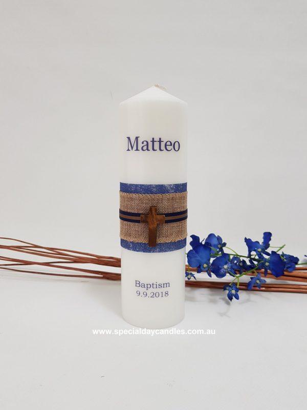 christening-baptism-personalised-candle-boy-blue-heshian-n6-f1