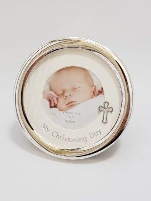 HP-RMCD $35 christening-frame-gift