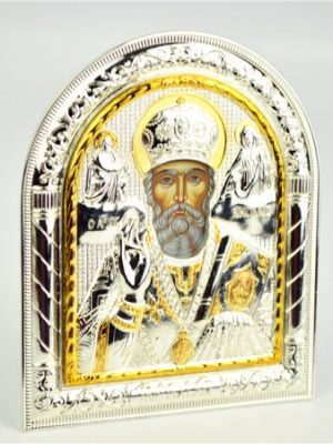 St Nickolas Plaque JLBS402SN-5