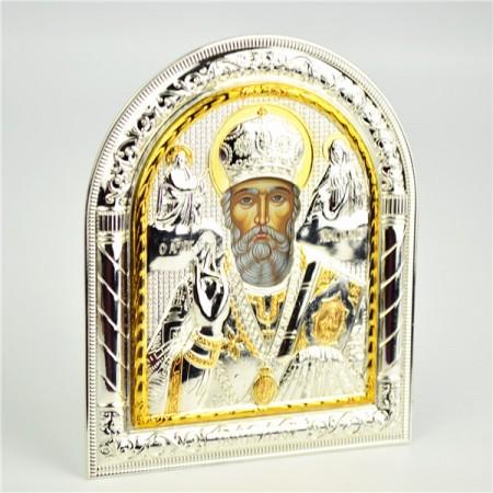 St Nickolas Plaque
