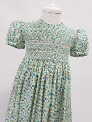 smocking – embrodery – girls-dresses