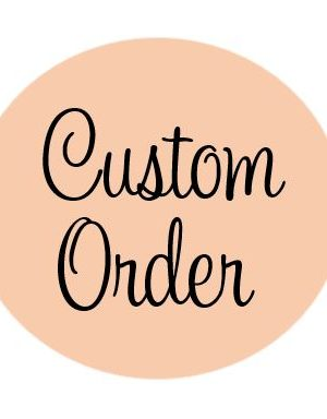 Customer Orders