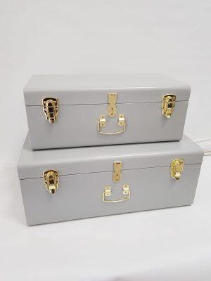 trunk-glavanised-little-dream -grey-gold
