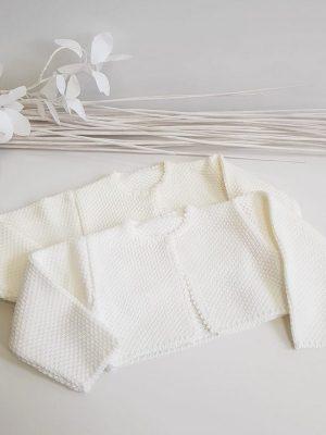Cardigan-christening-white-ivory-bolero-wool-knit-little-dream' (1)
